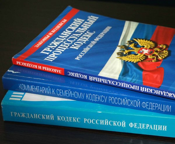 Гражданский и Семейный кодексы РФ крупным планом