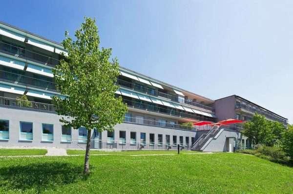 Ядерный центр в Швейцарии