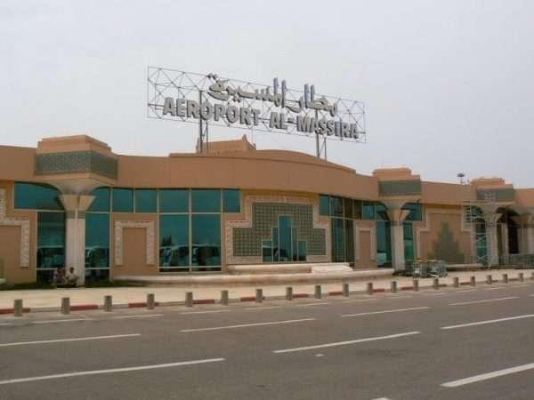 Аэропорт в Марокко
