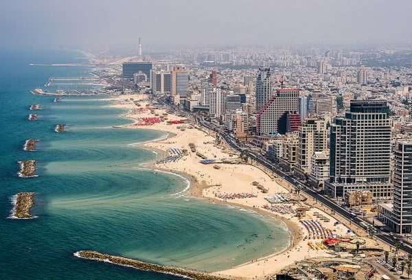 Израильское побережье