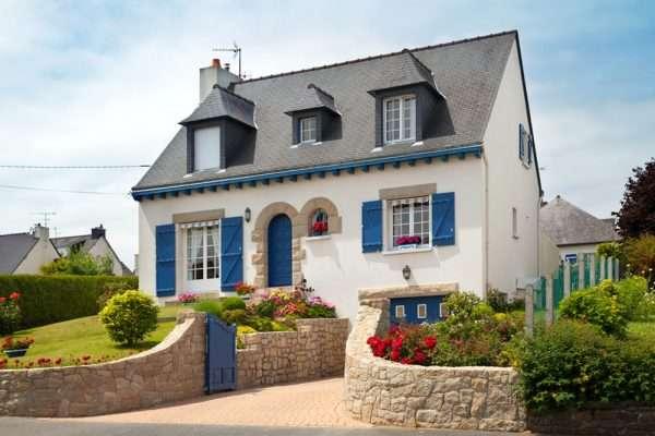 Домик во Франции