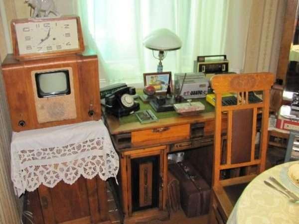 Интерьер старой квартиры