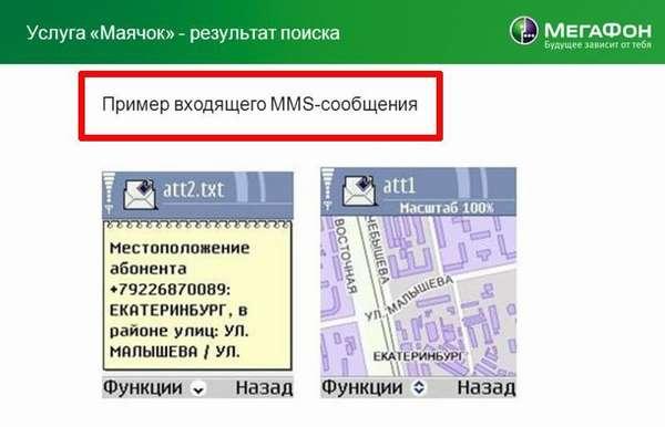 Как работает услуга Навигатор от Мегафона?