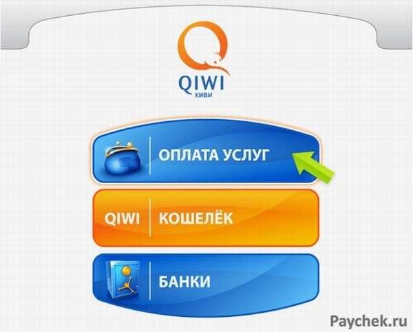 Как можно пополнить Киви кошелек (VISA QIWI)