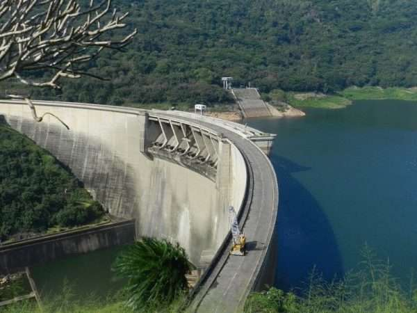 Гидроэлектростанция в Кении