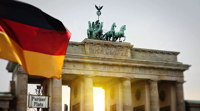 Германия виза