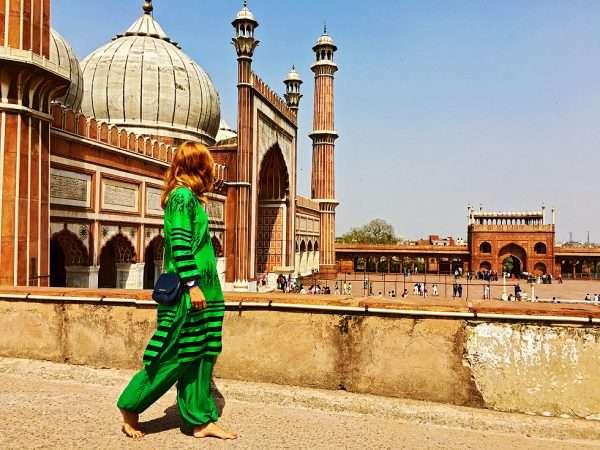 Дворец раджи в Индии