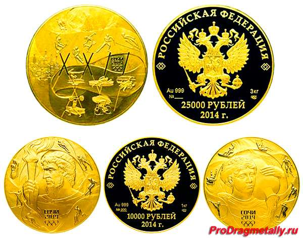 эксклюзивные монеты Сбербанка России