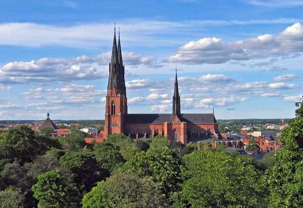 Собор в Швеции