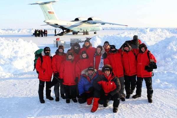Полярная экспедиция