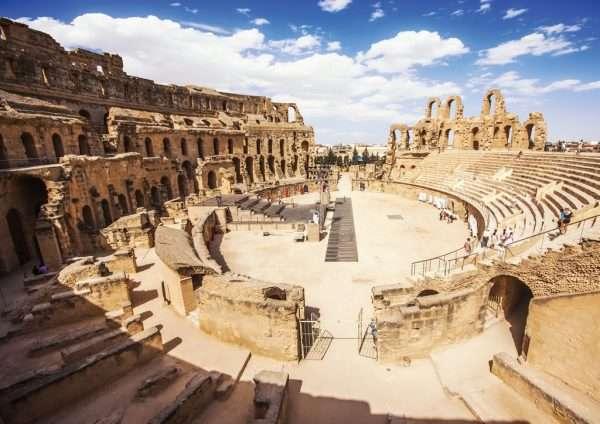 Развалины Карфагена
