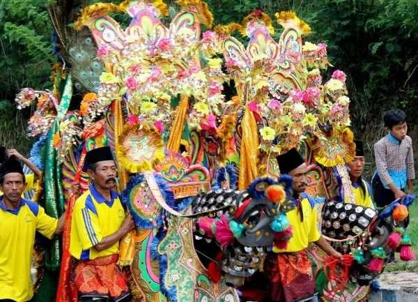 Праздник в Индонезии