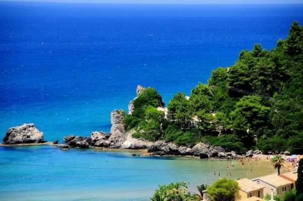 Греческое побережье