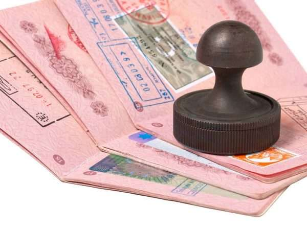 Печать и загранпаспорта