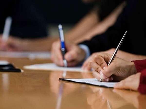 Написание заявления о заключении брака