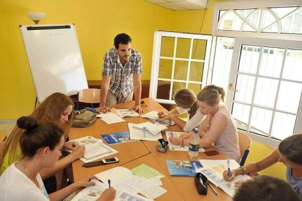 Языковые курсы испанского