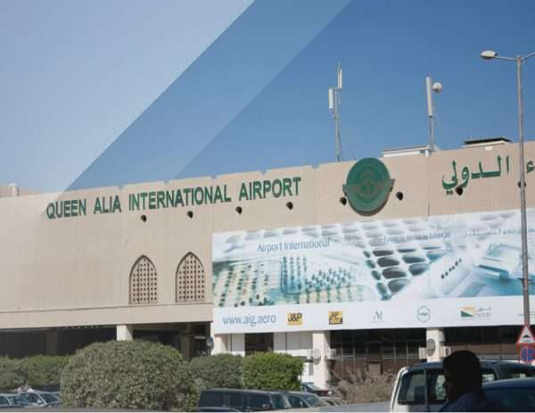 Аэропорт Аммана