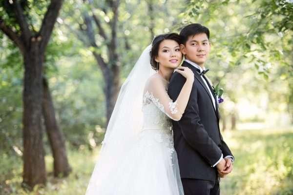 Свадьба в Казахстане