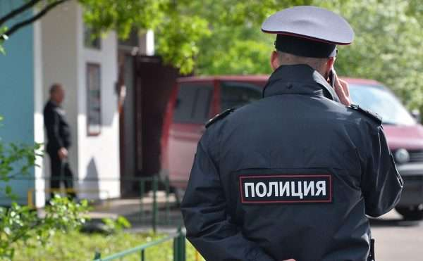 Сотрудник полиции РФ