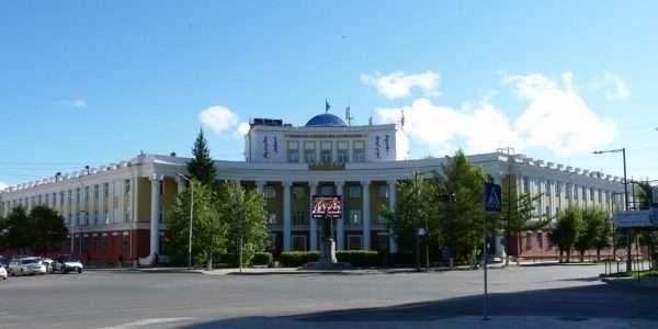 Международный университет Улан-Батора