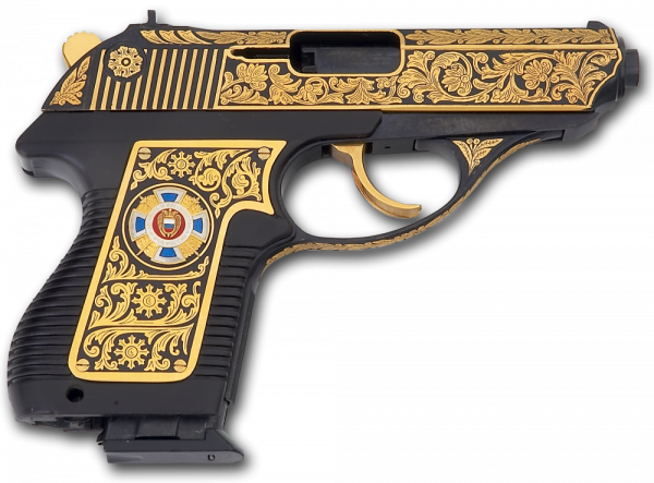 Наградной пистолет