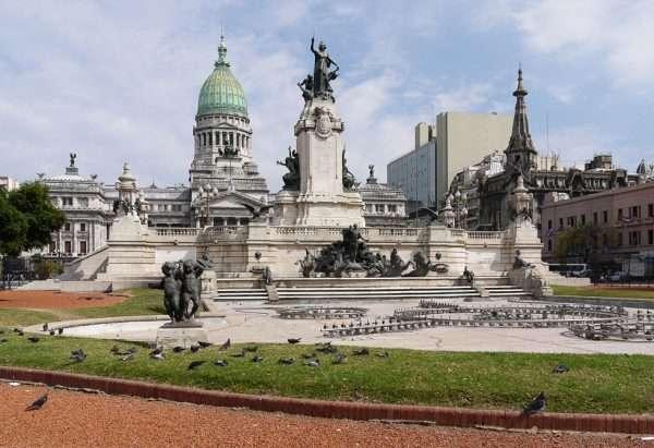 Испанская архитектура в Аргентине