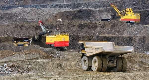 Добыча золота в Узбекистане