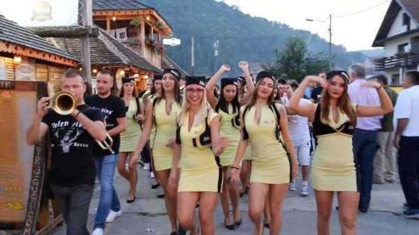 Сербская молодёжь