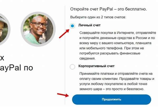 PayPal в Украине особенности использования системы