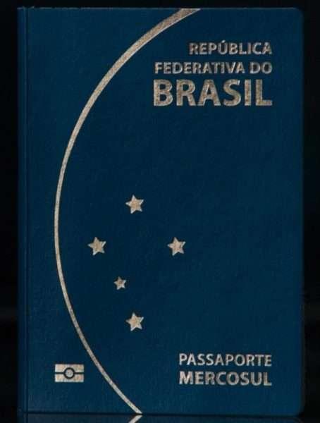 Паспорт Бразилии