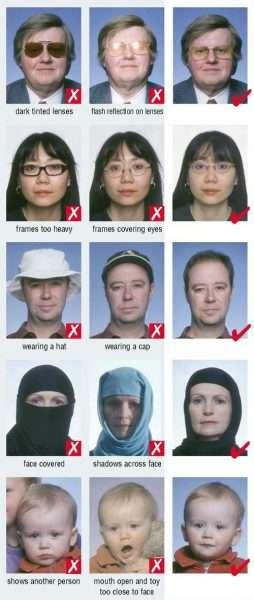 Фото на визу
